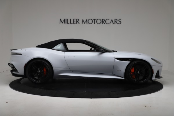 New 2020 Aston Martin DBS Superleggera Volante Convertible for sale Sold at Rolls-Royce Motor Cars Greenwich in Greenwich CT 06830 17