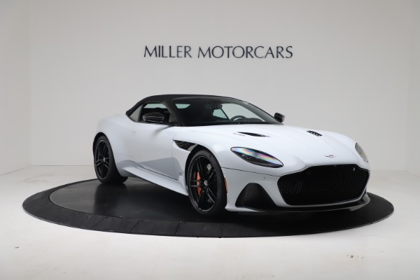 New 2020 Aston Martin DBS Superleggera Volante Convertible for sale Sold at Rolls-Royce Motor Cars Greenwich in Greenwich CT 06830 18