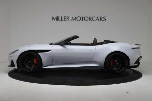 New 2020 Aston Martin DBS Superleggera Volante Convertible for sale Sold at Rolls-Royce Motor Cars Greenwich in Greenwich CT 06830 2