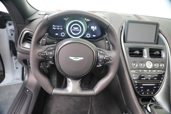 New 2020 Aston Martin DBS Superleggera Volante Convertible for sale Sold at Rolls-Royce Motor Cars Greenwich in Greenwich CT 06830 21