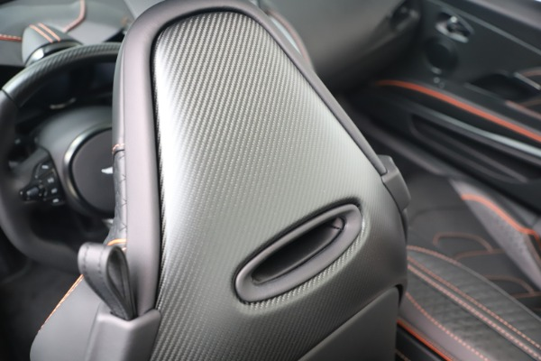 New 2020 Aston Martin DBS Superleggera Volante Convertible for sale Sold at Rolls-Royce Motor Cars Greenwich in Greenwich CT 06830 26