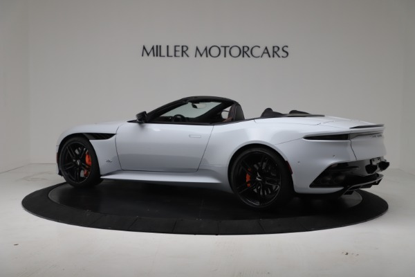 New 2020 Aston Martin DBS Superleggera Volante Convertible for sale Sold at Rolls-Royce Motor Cars Greenwich in Greenwich CT 06830 3