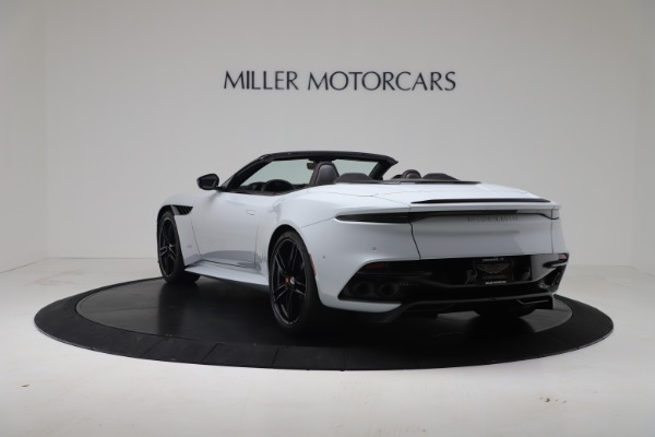 New 2020 Aston Martin DBS Superleggera Volante Convertible for sale Sold at Rolls-Royce Motor Cars Greenwich in Greenwich CT 06830 4