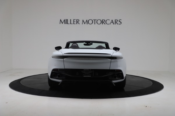 New 2020 Aston Martin DBS Superleggera Volante Convertible for sale Sold at Rolls-Royce Motor Cars Greenwich in Greenwich CT 06830 5