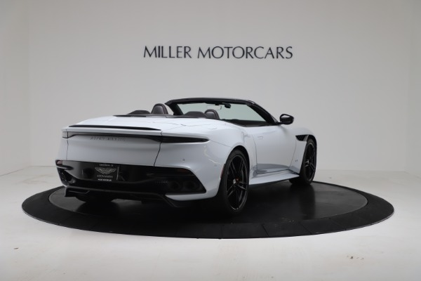 New 2020 Aston Martin DBS Superleggera Volante Convertible for sale Sold at Rolls-Royce Motor Cars Greenwich in Greenwich CT 06830 6