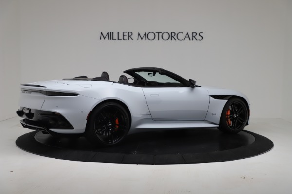 New 2020 Aston Martin DBS Superleggera Volante Convertible for sale Sold at Rolls-Royce Motor Cars Greenwich in Greenwich CT 06830 7