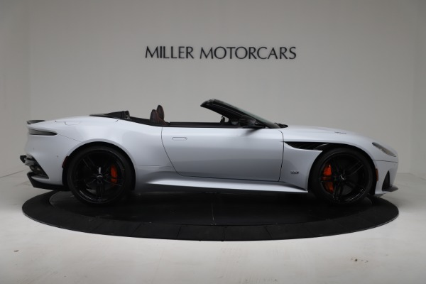 New 2020 Aston Martin DBS Superleggera Volante Convertible for sale Sold at Rolls-Royce Motor Cars Greenwich in Greenwich CT 06830 8