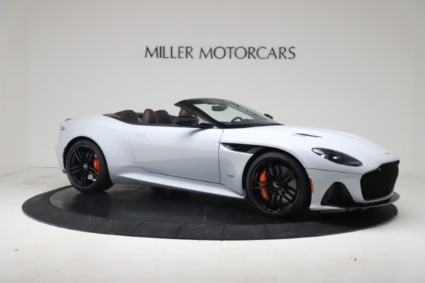 New 2020 Aston Martin DBS Superleggera Volante Convertible for sale Sold at Rolls-Royce Motor Cars Greenwich in Greenwich CT 06830 9