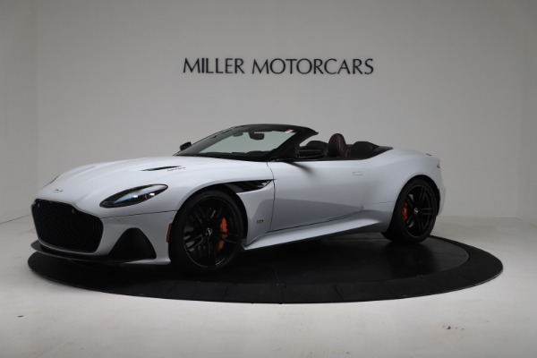 New 2020 Aston Martin DBS Superleggera Volante Convertible for sale Sold at Rolls-Royce Motor Cars Greenwich in Greenwich CT 06830 1