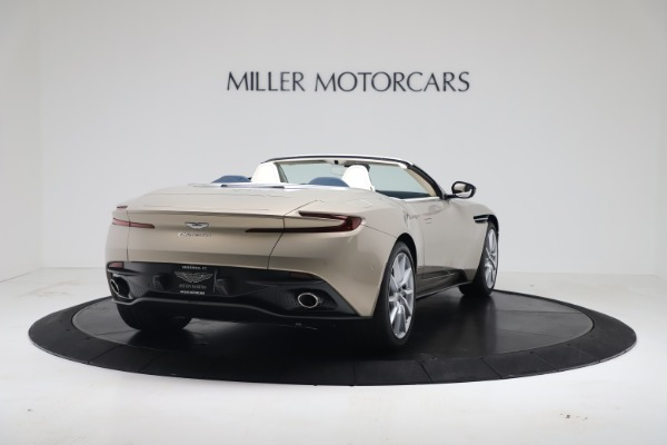 New 2020 Aston Martin DB11 Volante Convertible for sale Sold at Rolls-Royce Motor Cars Greenwich in Greenwich CT 06830 16