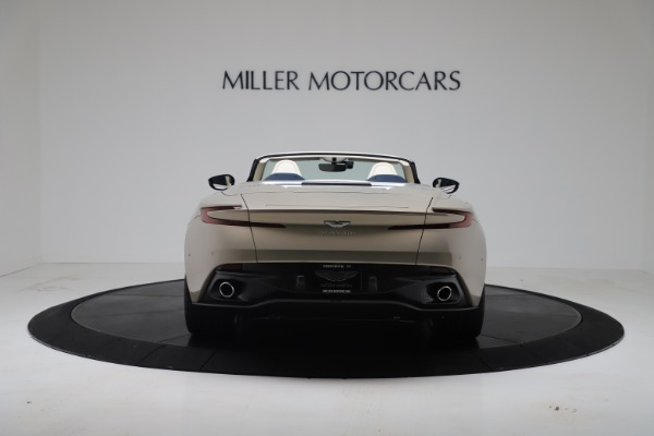 New 2020 Aston Martin DB11 Volante Convertible for sale Sold at Rolls-Royce Motor Cars Greenwich in Greenwich CT 06830 17