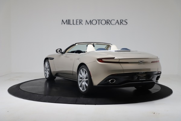 New 2020 Aston Martin DB11 Volante Convertible for sale Sold at Rolls-Royce Motor Cars Greenwich in Greenwich CT 06830 19