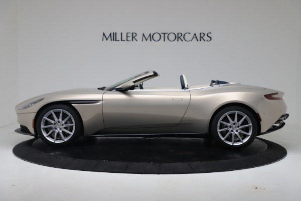 New 2020 Aston Martin DB11 Volante Convertible for sale Sold at Rolls-Royce Motor Cars Greenwich in Greenwich CT 06830 23