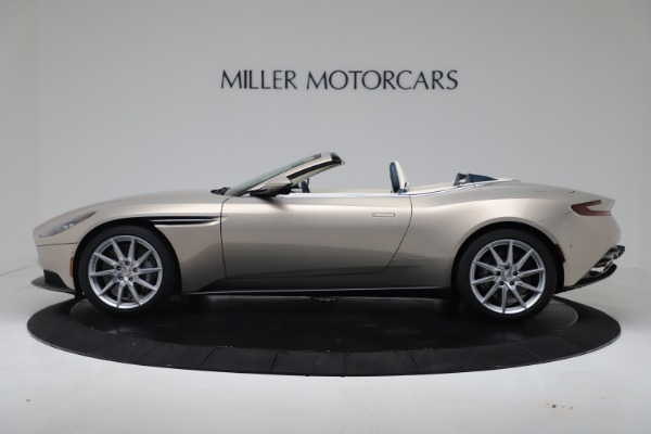 New 2020 Aston Martin DB11 Volante Convertible for sale Sold at Rolls-Royce Motor Cars Greenwich in Greenwich CT 06830 24