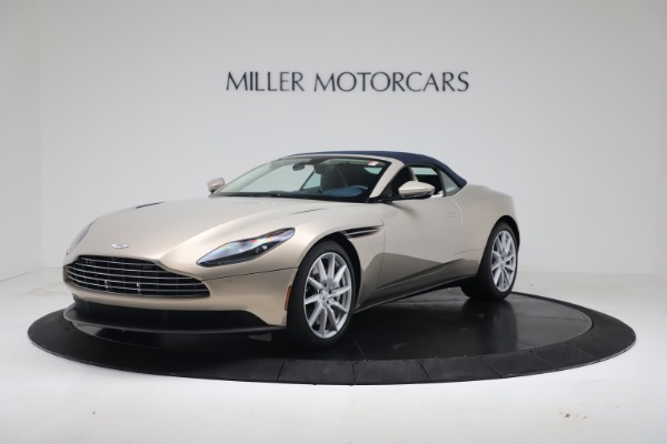 New 2020 Aston Martin DB11 Volante Convertible for sale Sold at Rolls-Royce Motor Cars Greenwich in Greenwich CT 06830 25