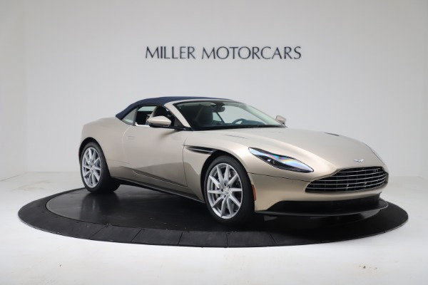 New 2020 Aston Martin DB11 Volante Convertible for sale Sold at Rolls-Royce Motor Cars Greenwich in Greenwich CT 06830 27