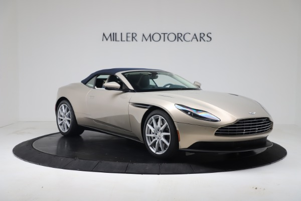New 2020 Aston Martin DB11 Volante Convertible for sale Sold at Rolls-Royce Motor Cars Greenwich in Greenwich CT 06830 28