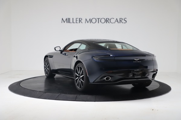 New 2020 Aston Martin DB11 V8 Coupe for sale $231,691 at Rolls-Royce Motor Cars Greenwich in Greenwich CT 06830 10