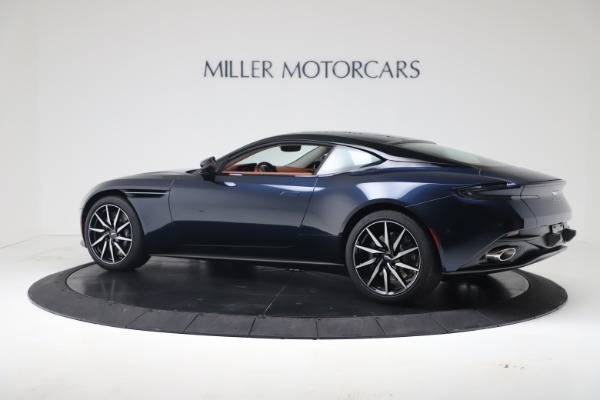 New 2020 Aston Martin DB11 V8 Coupe for sale $231,691 at Rolls-Royce Motor Cars Greenwich in Greenwich CT 06830 11
