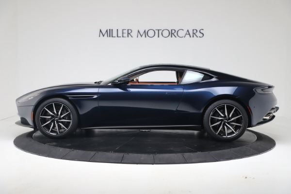 New 2020 Aston Martin DB11 V8 Coupe for sale $231,691 at Rolls-Royce Motor Cars Greenwich in Greenwich CT 06830 12