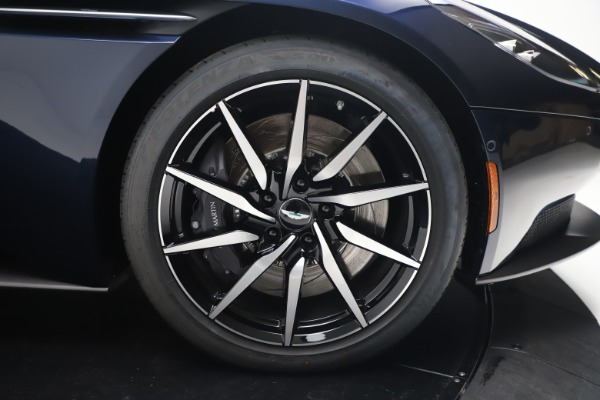 Used 2020 Aston Martin DB11 V8 Coupe for sale $195,750 at Rolls-Royce Motor Cars Greenwich in Greenwich CT 06830 13