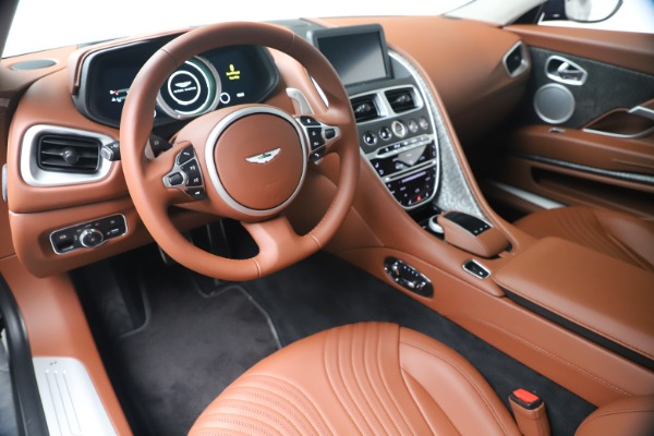 Used 2020 Aston Martin DB11 V8 Coupe for sale $195,750 at Rolls-Royce Motor Cars Greenwich in Greenwich CT 06830 14