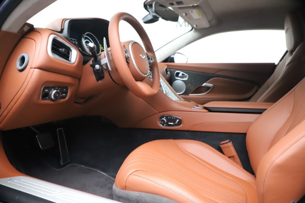 New 2020 Aston Martin DB11 V8 Coupe for sale $231,691 at Rolls-Royce Motor Cars Greenwich in Greenwich CT 06830 15