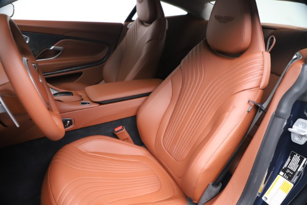 New 2020 Aston Martin DB11 V8 Coupe for sale $231,691 at Rolls-Royce Motor Cars Greenwich in Greenwich CT 06830 16