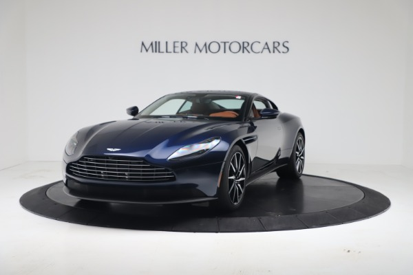 Used 2020 Aston Martin DB11 V8 Coupe for sale $195,750 at Rolls-Royce Motor Cars Greenwich in Greenwich CT 06830 2
