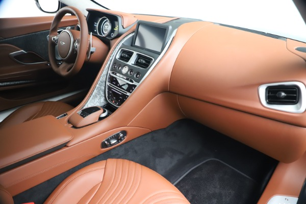 New 2020 Aston Martin DB11 V8 Coupe for sale $231,691 at Rolls-Royce Motor Cars Greenwich in Greenwich CT 06830 20