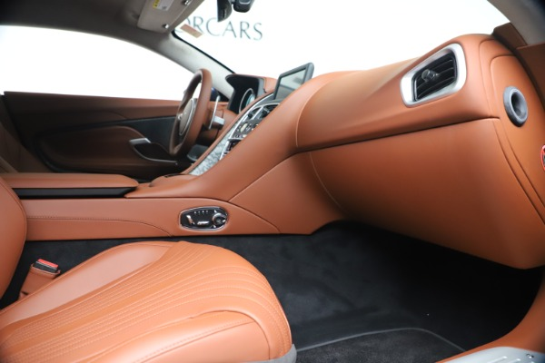 New 2020 Aston Martin DB11 V8 Coupe for sale $231,691 at Rolls-Royce Motor Cars Greenwich in Greenwich CT 06830 21
