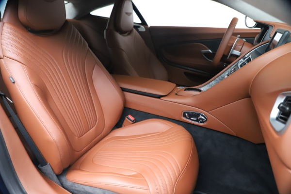 Used 2020 Aston Martin DB11 V8 Coupe for sale $195,750 at Rolls-Royce Motor Cars Greenwich in Greenwich CT 06830 22