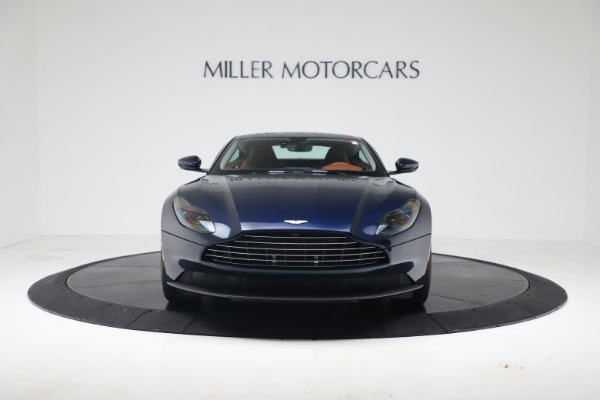 New 2020 Aston Martin DB11 V8 Coupe for sale $231,691 at Rolls-Royce Motor Cars Greenwich in Greenwich CT 06830 3