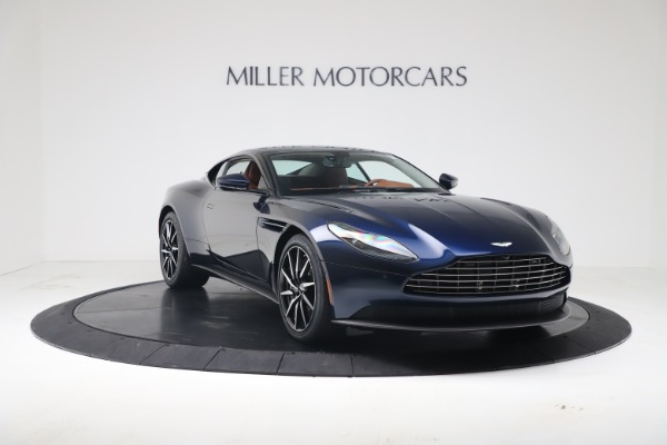 New 2020 Aston Martin DB11 V8 Coupe for sale $231,691 at Rolls-Royce Motor Cars Greenwich in Greenwich CT 06830 4