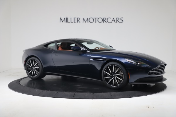 New 2020 Aston Martin DB11 V8 Coupe for sale $231,691 at Rolls-Royce Motor Cars Greenwich in Greenwich CT 06830 5