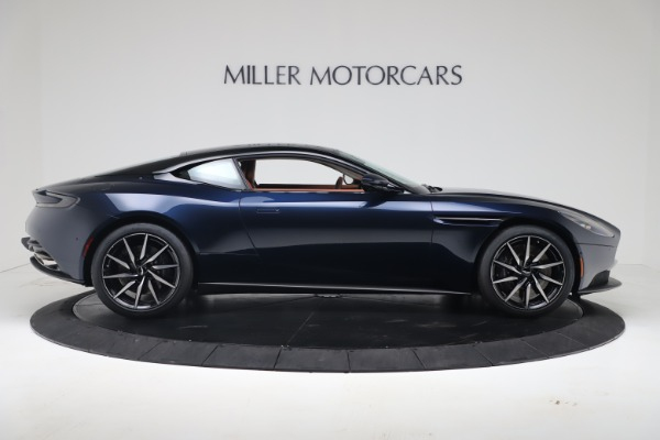 New 2020 Aston Martin DB11 V8 Coupe for sale $231,691 at Rolls-Royce Motor Cars Greenwich in Greenwich CT 06830 6