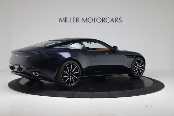 Used 2020 Aston Martin DB11 V8 Coupe for sale $195,750 at Rolls-Royce Motor Cars Greenwich in Greenwich CT 06830 7