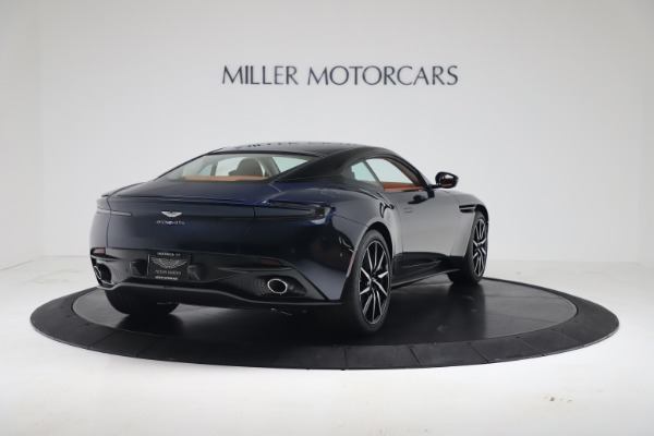 New 2020 Aston Martin DB11 V8 Coupe for sale $231,691 at Rolls-Royce Motor Cars Greenwich in Greenwich CT 06830 8