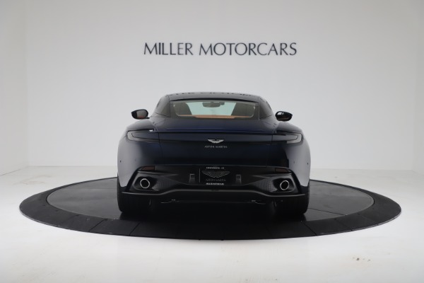 New 2020 Aston Martin DB11 V8 Coupe for sale $231,691 at Rolls-Royce Motor Cars Greenwich in Greenwich CT 06830 9
