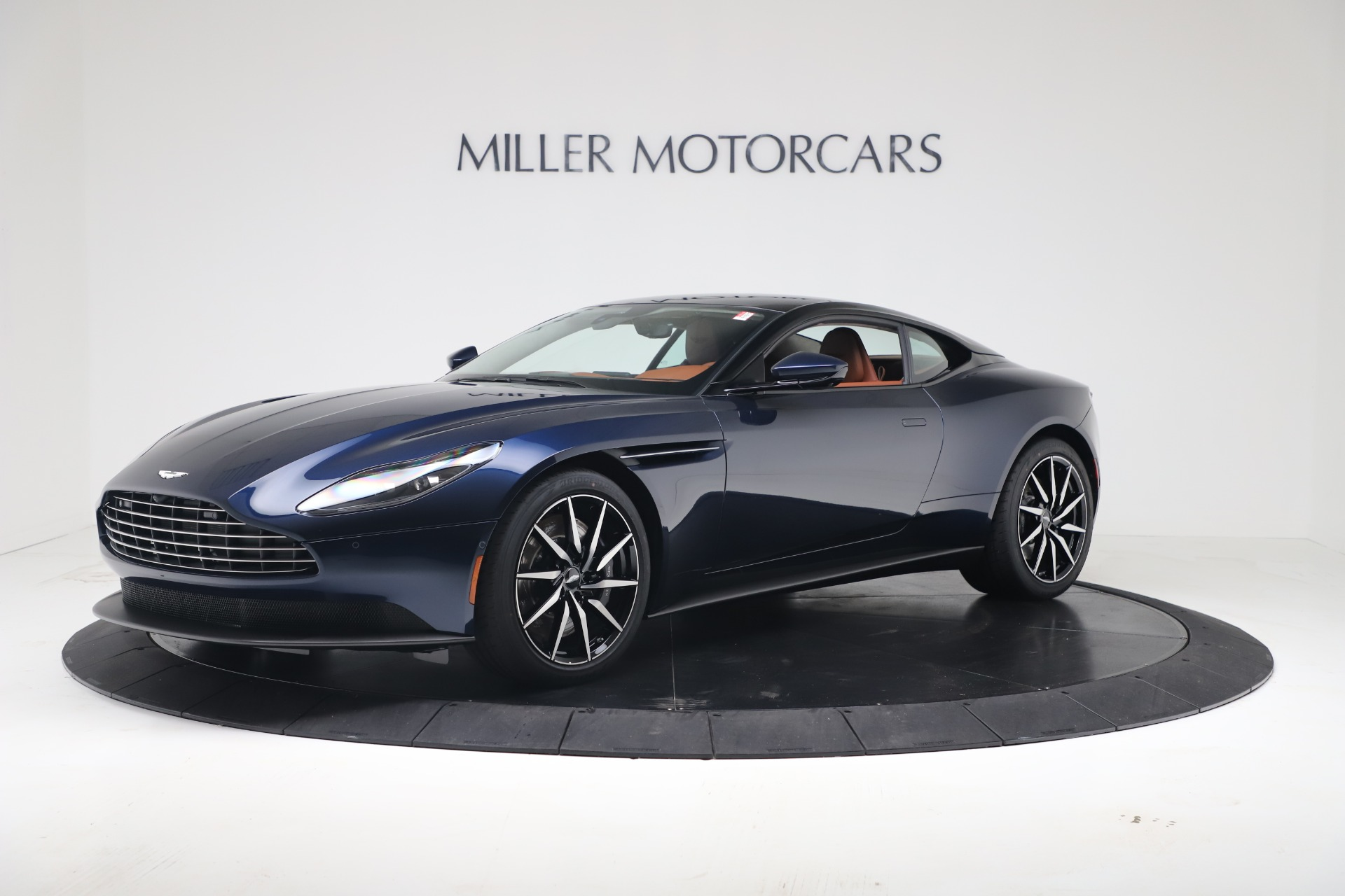 New 2020 Aston Martin DB11 V8 Coupe for sale $231,691 at Rolls-Royce Motor Cars Greenwich in Greenwich CT 06830 1