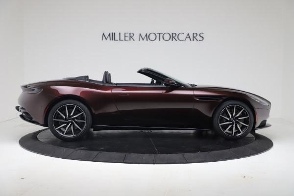 Used 2020 Aston Martin DB11 Volante Convertible for sale Sold at Rolls-Royce Motor Cars Greenwich in Greenwich CT 06830 11