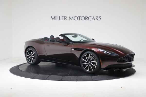 Used 2020 Aston Martin DB11 Volante Convertible for sale Sold at Rolls-Royce Motor Cars Greenwich in Greenwich CT 06830 12