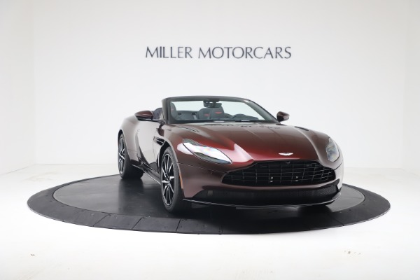 Used 2020 Aston Martin DB11 Volante Convertible for sale Sold at Rolls-Royce Motor Cars Greenwich in Greenwich CT 06830 13
