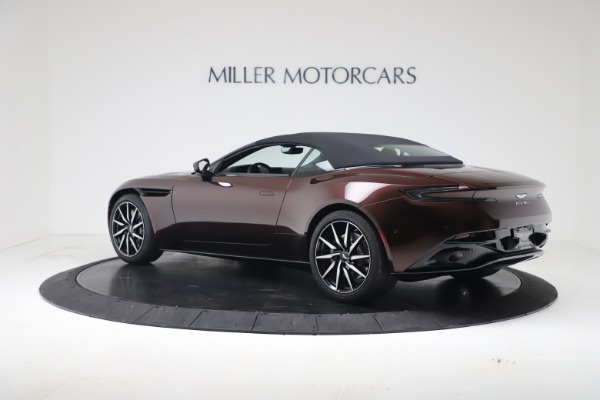 Used 2020 Aston Martin DB11 Volante Convertible for sale Sold at Rolls-Royce Motor Cars Greenwich in Greenwich CT 06830 15