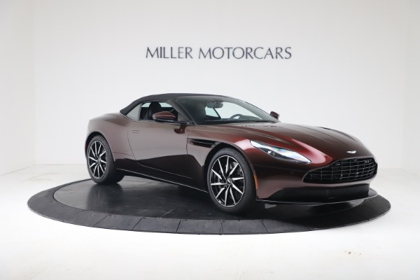 Used 2020 Aston Martin DB11 Volante Convertible for sale Sold at Rolls-Royce Motor Cars Greenwich in Greenwich CT 06830 18