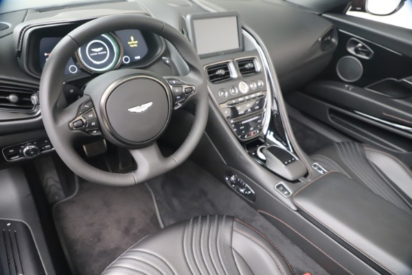 Used 2020 Aston Martin DB11 Volante Convertible for sale Sold at Rolls-Royce Motor Cars Greenwich in Greenwich CT 06830 19