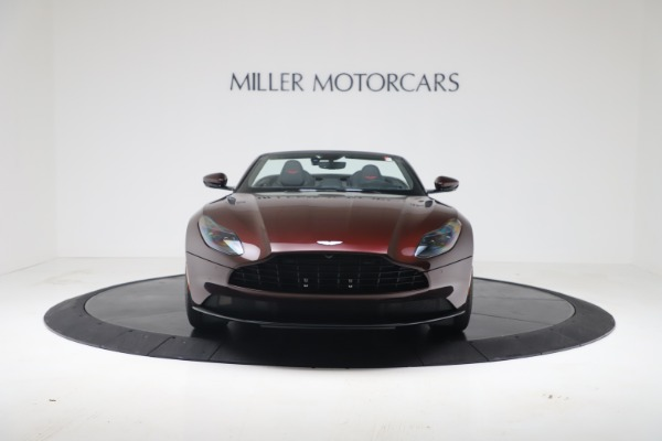 Used 2020 Aston Martin DB11 Volante Convertible for sale Sold at Rolls-Royce Motor Cars Greenwich in Greenwich CT 06830 2