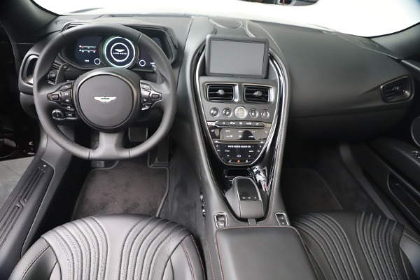Used 2020 Aston Martin DB11 Volante Convertible for sale Sold at Rolls-Royce Motor Cars Greenwich in Greenwich CT 06830 23