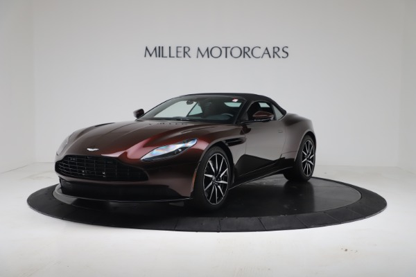 Used 2020 Aston Martin DB11 Volante Convertible for sale Sold at Rolls-Royce Motor Cars Greenwich in Greenwich CT 06830 4