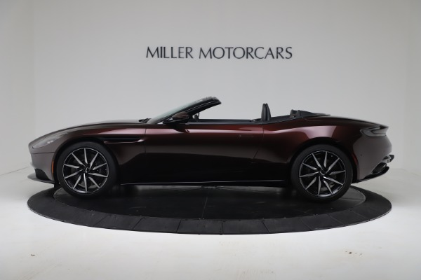 Used 2020 Aston Martin DB11 Volante Convertible for sale Sold at Rolls-Royce Motor Cars Greenwich in Greenwich CT 06830 5
